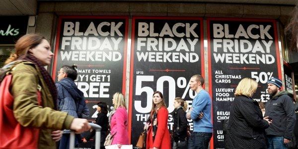 «Черная пятница» позволит акциям розничных сетей вырасти на 3%