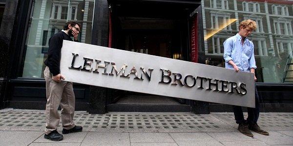 банкротство банка леман