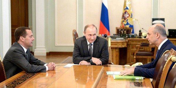 Русский министр финансов ждет в 2018г сохранения цен нефти натекущих уровнях