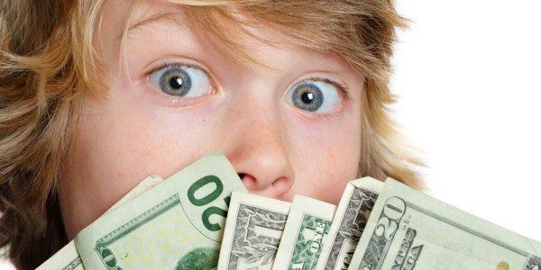 Трое из пяти родителей в Великобритании не уверены в финансовых знаниях своих детей