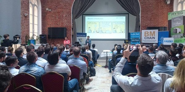 Итоги Blockchain & Bitcoin Conference St. Petersburg