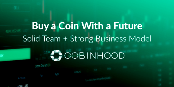 Криптовалютная платформа Cobinhood привлекла на ICO $30 млн