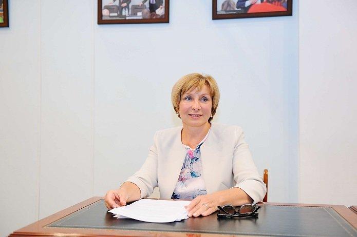 Лариса Селютина, ЦБ