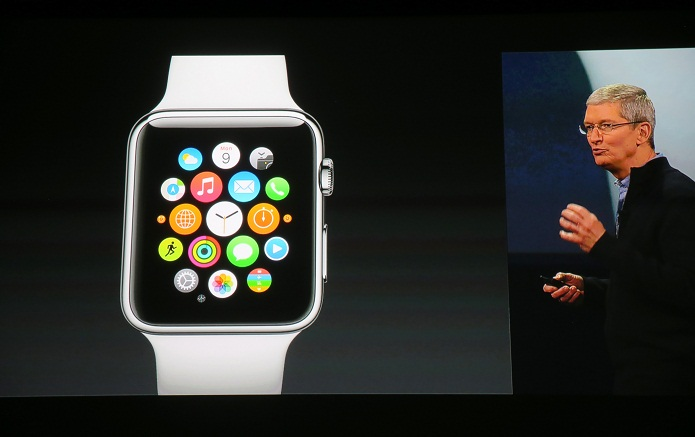 Apple Watch, Тим Кук