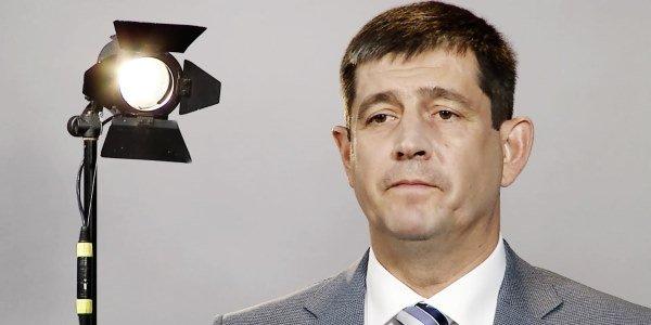 Руководитель департамента страхового рынка Центробанка Игорь Жук покинул пост