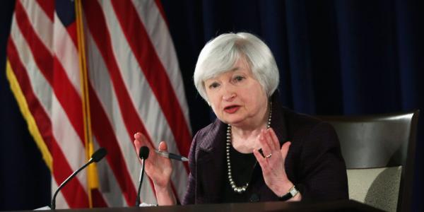 ФРС США начнет соктября уменьшать  активы насвоем балансе