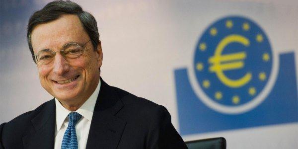 Курс евро кдоллару обновил максимум за3 года назаявлениях Драги